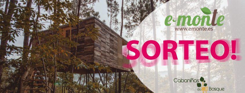 Sorteo Teño Monte Facebook Cabaniñas do Bosque