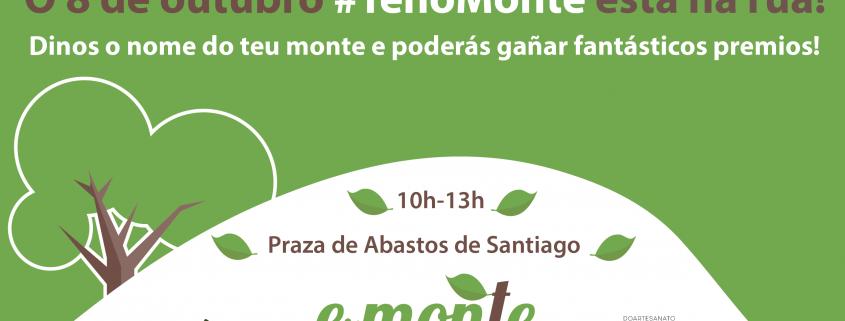 campaña #TeñoMonte